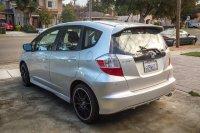 srebrne auto